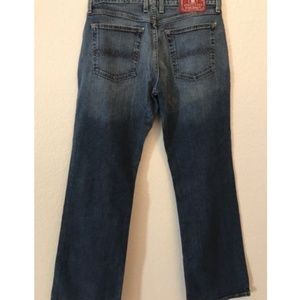 Lucky Brand Dungarees Womens Jeans